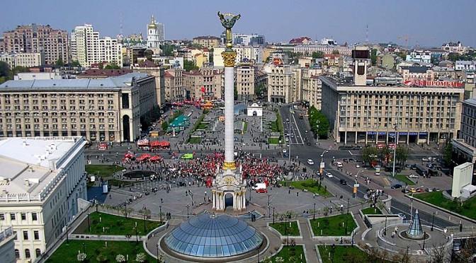 St. Petersburg – Kiew