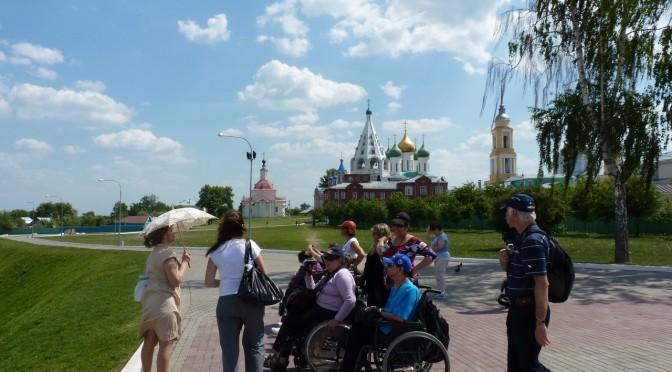 Moskau + den Goldenen Ring  Russlands (Ssergiev Possad, Jaroslavl, Kostroma, Vladimir)
