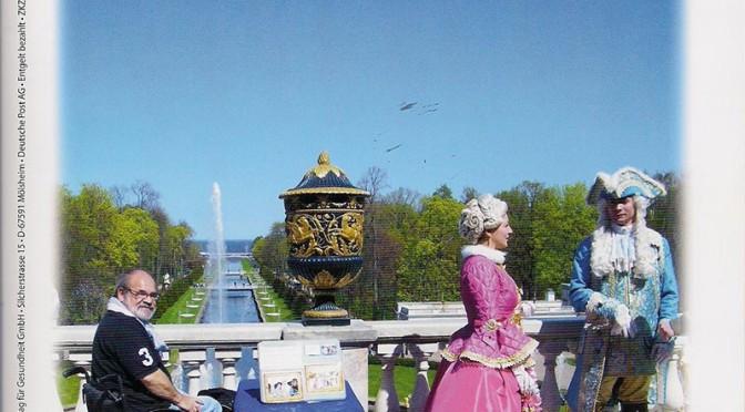 Reise nach Russland: St. Petersburg